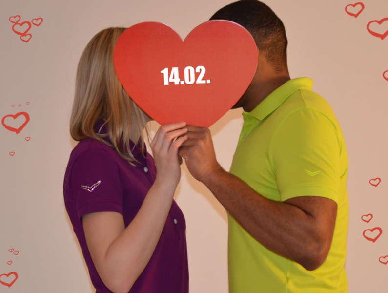 Unser Valentinstagsbild