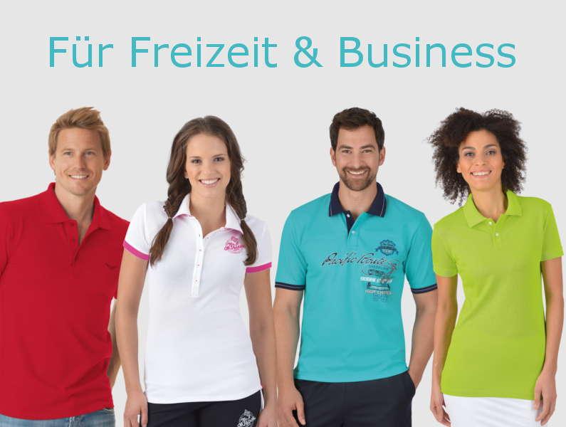 Für Freizeit & Business