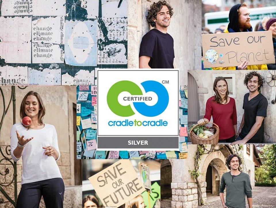 TRIGEMA Change® ist die ökologischste Kleidung der Welt