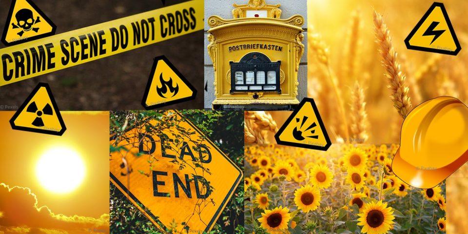 Die Bedeutung von Gelb in der Farbpsychologie