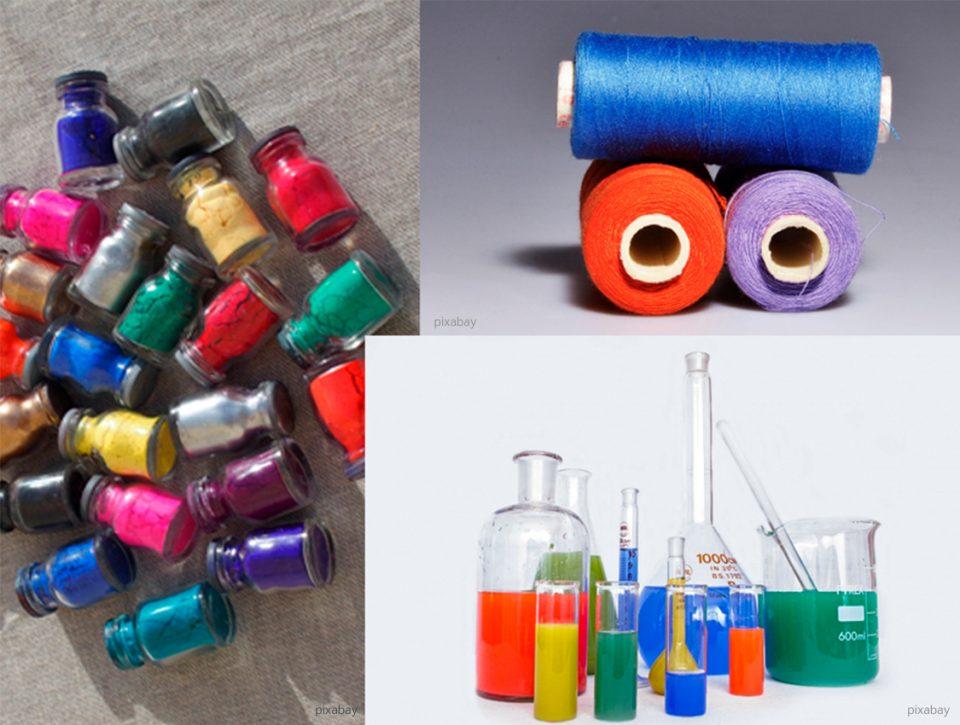 ökologische Kleidung besteht ohne Chemie. Ökologische Kleidung schadet nicht der Umwelt.