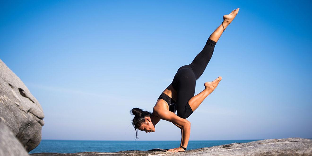 Yoga, Yoga Arten, Yoga Form, Yoga Richtungen, Training, Sport, Handstand
