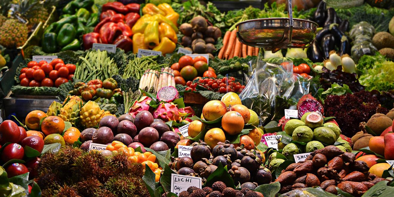 Ernährungstrend, basische Ernährung, basische Lebensmittel, basische Ernährungstipps, ausgewogene Ernährung, Obst, Gemüse, basisches Obst, basisches Gemüse