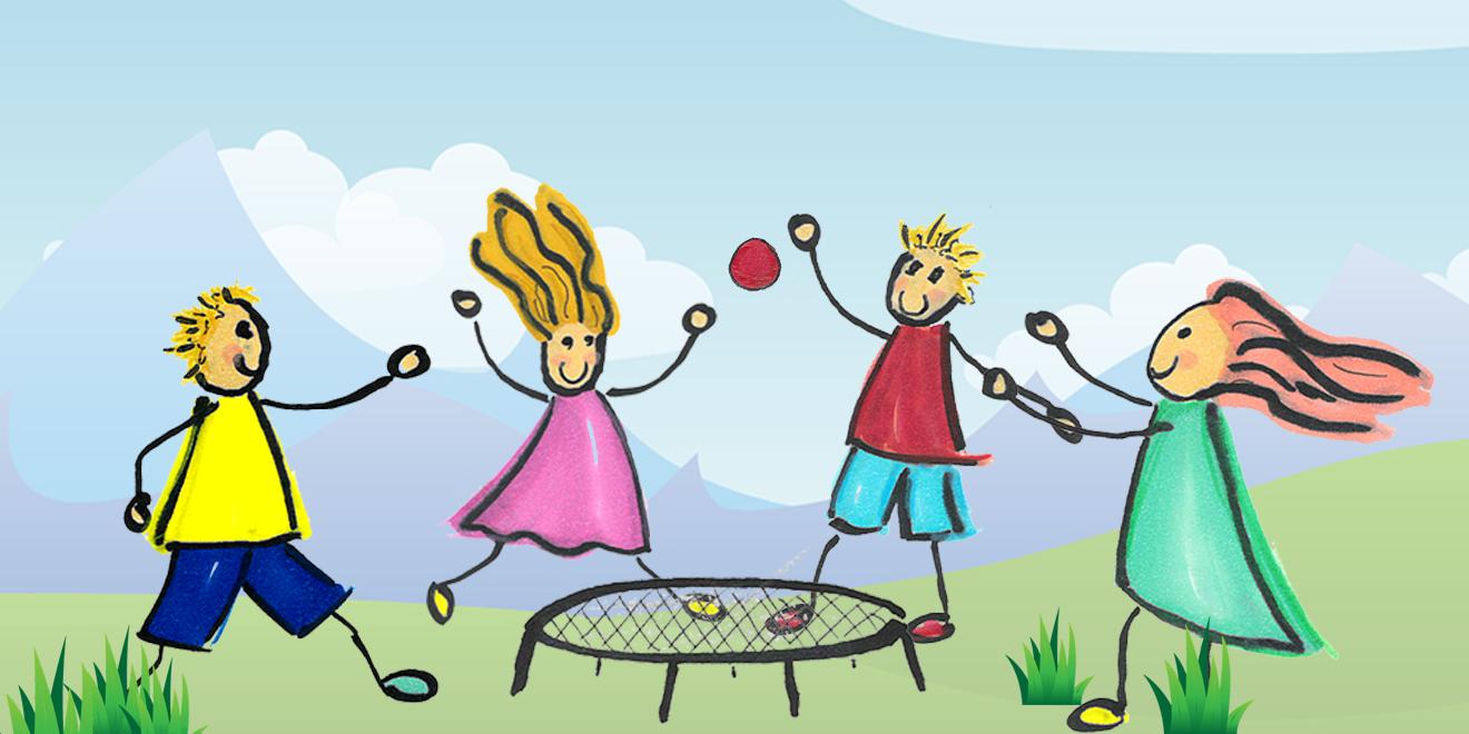 Urlaub zu Hause, Spiele für draußen, die schönsten Spiele für draußen, Familienspiele, Spiele, Outdoorspiele, Gruppenspiele draußen, Familienzeit