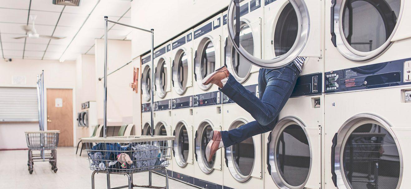 Die Waschmaschinen Trick Kiste Trigema Magazin