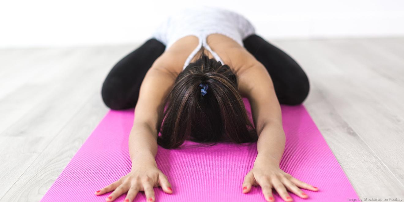 Erziele deine Innere Balance durch Ruhephasen beim Yoga