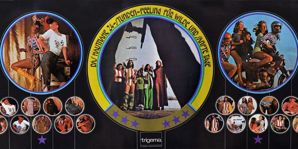 Die Kollektionen der 70er Jahre von TRIGEMA
