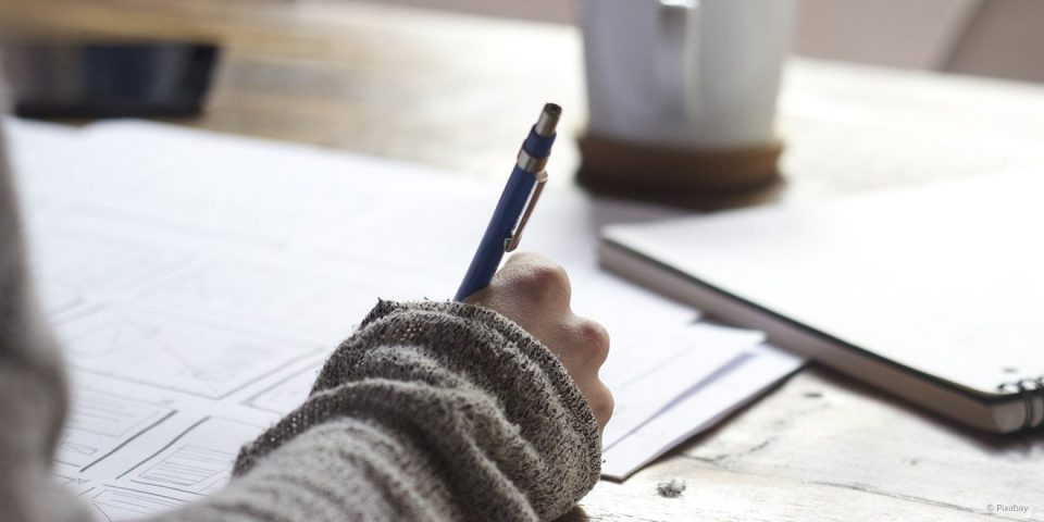 Ein aufgeräumter Arbeitsplatz sorgt für Stressminimierung