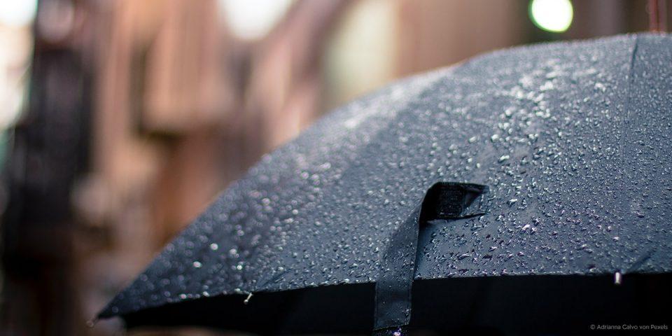Regenwetter wirkt sich häufig auf die Stimmung aus