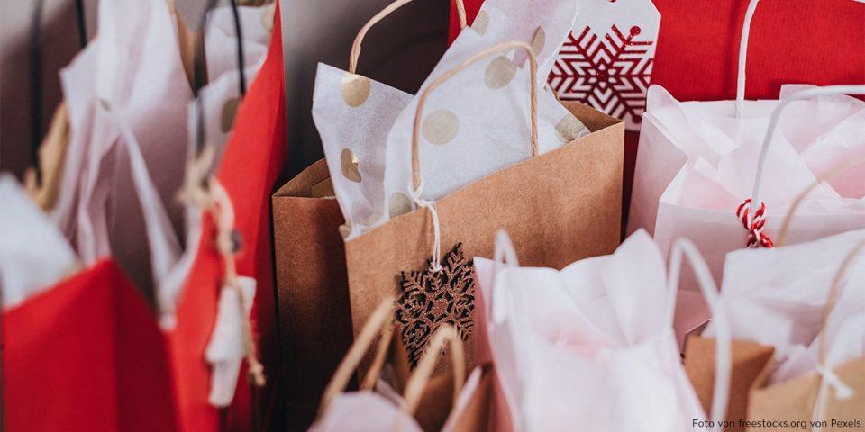 Verpackungsmüll im Dezember deutlich höher als im Rest des Jahres.
