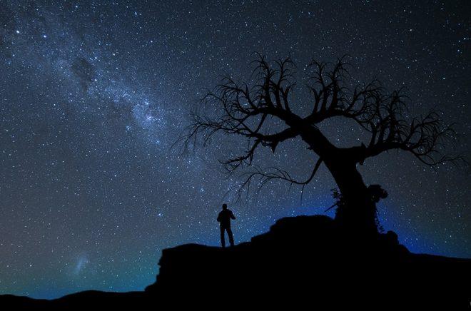 Zur Earth Hour ist es im besten Fall, eine Stunde lang zappenduster.