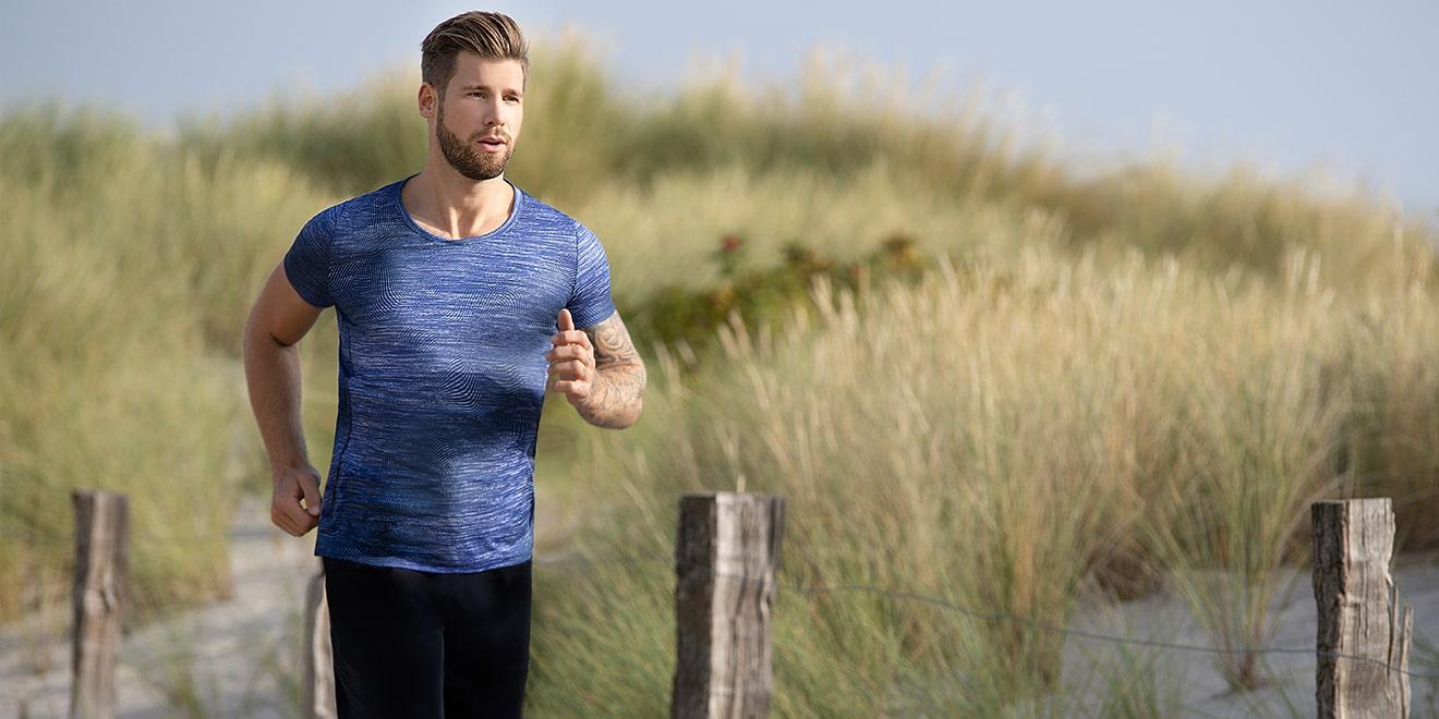 Das Lauftraining ist ein guter Ausgleich zum Alltagsstress und dazu noch gut für die Gesundheit.