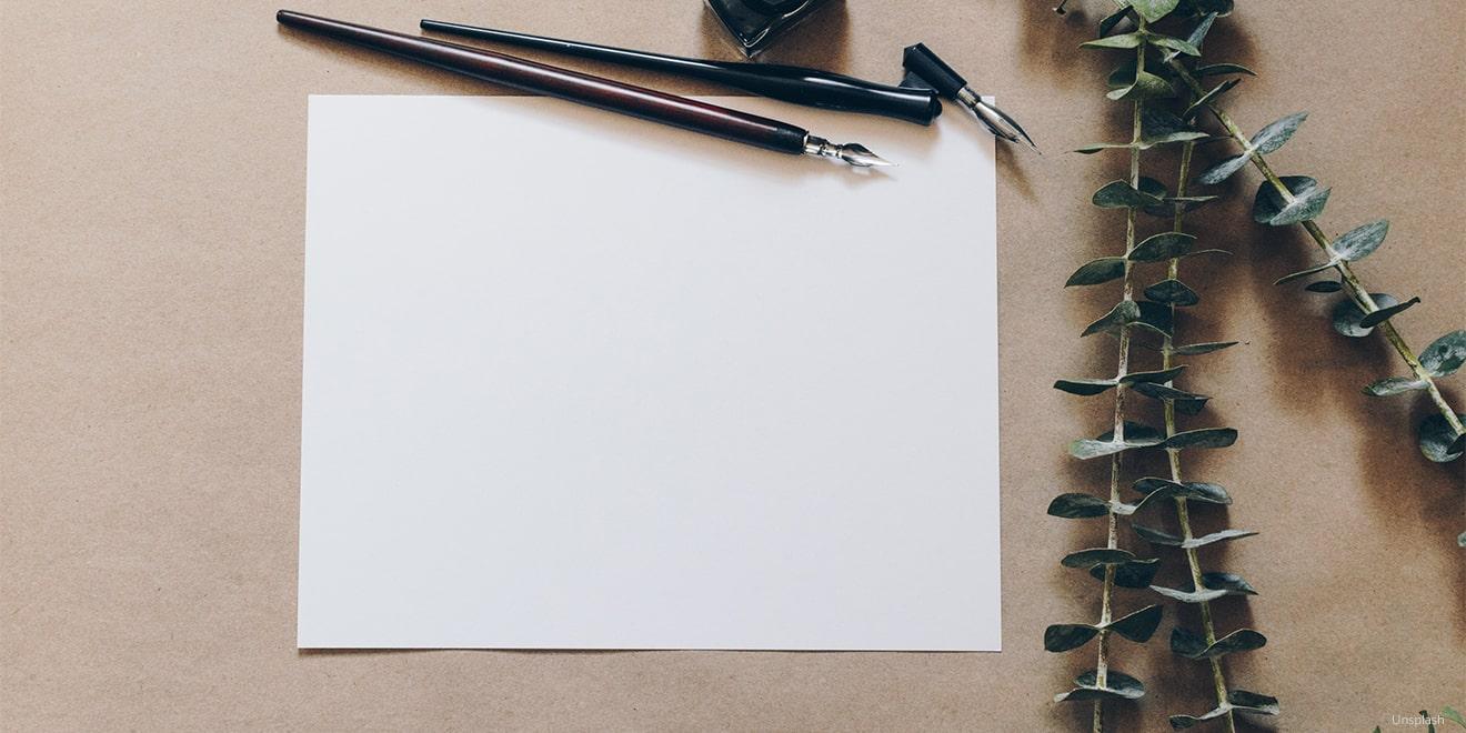 Zellulose findet auch Verwendung zur Herstellung von Papier